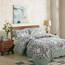 Cotton Quilted Bedspread Wholesale Cotton Bed Bedspread Online Buy Best Cotton Bed