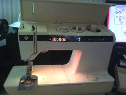singer futura 920 how to thread the bobbin read the comments to