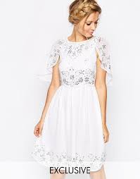 161 best little white dresses images on pinterest clothing tea