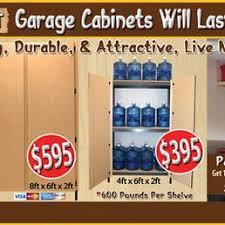 big foot garage cabinets photos for bigfoot garage cabinets yelp