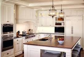 kitchen island with farm sink and dishwasher farmhouse traditional