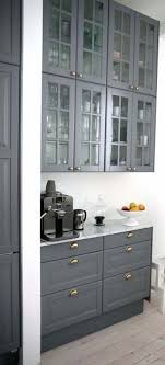 ikea kitchen cabinets glass kitchen ikea bodbyn glass cabinets 15 ideas ikea
