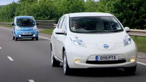 nissan leaf s g electric cars day trip part 1 2 series 17 episode 6 top gear