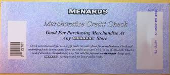 menards gift registry wedding 272 78 menards gift merchandise credit check card ebay