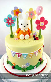 best 25 miffy cake ideas on pinterest baby girl birthday cake miffy cake and cupcakes for aubrey call it sacrilege but i did not know miffy was