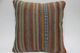 Large Outdoor Floor Pillows by Kilim Pillow 18 18inches Decorative Kilim Pillow Kilim Cushion