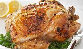 cuisiner poulet entier poulet rôti au citron le poulet du québec
