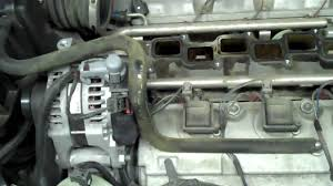 2006 chrysler pacifica tune up how to v6 3 5 liter youtube