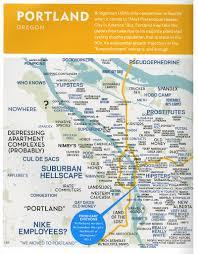 Judgemental Map Of Seattle by Judgmental Maps Trent Gillaspie Macmillan