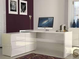 Small White Corner Computer Desk Uk Modern Corner Desks For Home Office Home Design