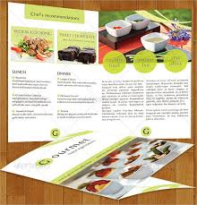 brochure templates kerala catering menu template 36 free psd eps documents download
