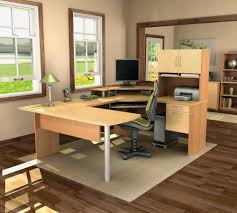 C Shaped Desk Office Desk L Shaped Home Office Desk Computer Workstation Desk