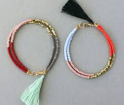 bracelet beaded diy images The 25 best beaded friendship bracelets ideas diy jpg