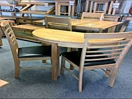 half moon kitchen table and chairs kitchen table and chairs set best of babett half moon extending