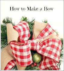 help with christmas best 25 how to tie a christmas bow ideas on diy