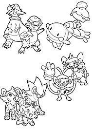 pokemon coloring pages coloring pages kids coloring pages