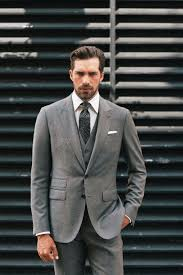 what color shirt with light grey suit fall refresh our all season grey suit garrison bespoke