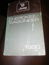 1990 jeep cherokee owners manual naxja forums north