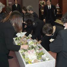 Flowers In Japanese Culture - japanese culture funeral