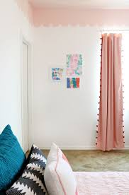 132 best hello girls rooms images on pinterest girls bedroom sweet and modern girls room makeover with diy scalloped wall