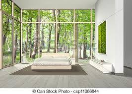 chambre foret beau me cadre photos fictitious forêt fond chambre