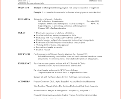college resume template undergraduate resume format template shocking college pdf student
