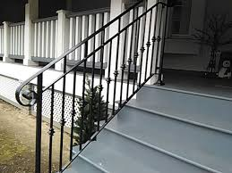 Wrought Iron Banister Rails Wrought Iron Ornamental Fence Pa Ohio And West Virginia