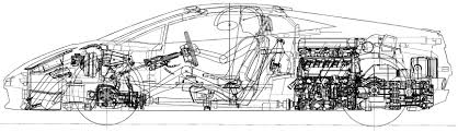 lamborghini gallardo blueprint lamborghini gallardo smcars car blueprints forum
