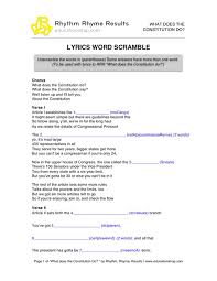 social studies educational songs free worksheets and classroom