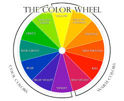 Warm Blue Color Cool U0026 Warm Color Wheel Beginning Painting Pinterest Warm