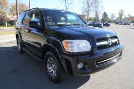 2005 toyota sequoia limited specs 2005 toyota sequoia limited 4wd automatic 8 cylinder no reserve