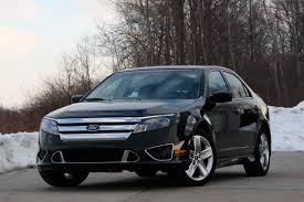 review 2010 ford fusion sport photo gallery autoblog