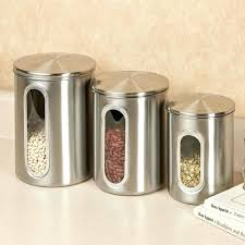 kitchen canisters canada canisters for kitchen dotboston co