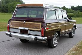 classic jeep wagoneer for sale 1988 jeep grand wagoneer for sale 1847123 hemmings motor news