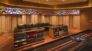 recording control room design home design