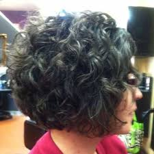black low lights for grey 20 new gray curly hair hairstyles haircuts 2016 2017