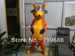 Dora Halloween Costume Adults Aliexpress Buy Fox Mascot Costumes Free Shipping