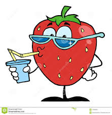strawberry margarita cartoon fresita pandita ystrawberry04 twitter