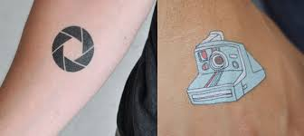 temporary tattoos for photo geeks