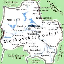 moscow russia map moscow city russia guide