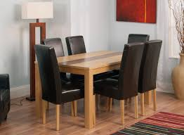 Oak Dining Room Oak Dining Table And Chairs Ideas Cool Wooden Room Extraordinary