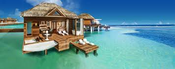 sandals south coast over the water bungalows go on sale