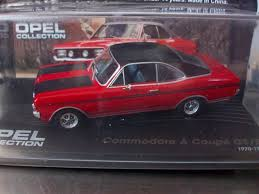 1970 opel commodore opel commodore a coupe gs e rödsvart 1970 71 1 43 mint på