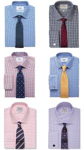 Colors That Go With Light Blue by A Guide To Men U0027s Shirt U0026 Tie Combinations Fashionbeans