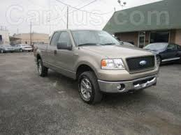 used 2006 ford f150 2006 ford f150 for sale 13 700 usd on carxus automotive