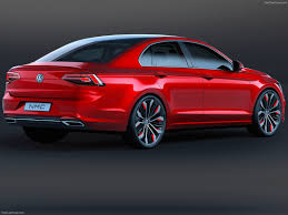 volkswagen bora 2014 volkswagen new midsize coupe concept 2014 picture 8 of 23