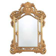 Unique Wall Mirrors by Bathroom Baroque Wall Mirror With Unique Baroque Mirror Design
