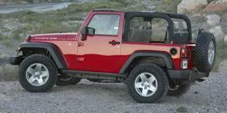 2008 jeep wrangler rubicon 2008 jeep wrangler values nadaguides