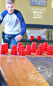 Christmas Party Minute To Win It Games Awesome Minute To Win It Games That Are Great For Kids Teens And