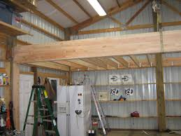 Barn With Loft by Pole Barn Loft Help Needed Page 2